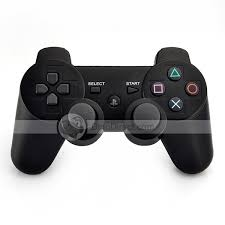 For Sony PlayStation 3 Dualshock 3 Wireless Controller Black