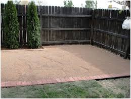 Pea Gravel Patio Images by Backyards Wondrous Pea Gravel Backyard Ideas Pea Gravel