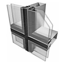 Kawneer Curtain Wall Cad Details by Structurally Glazed Curtain Wall Centerfordemocracy Org