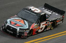 100 Nascar Camping World Truck With One Race Left In NASCAR Series Season Mike