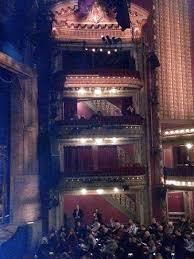 all of the balconies Picture of CIBC Theatre Chicago TripAdvisor