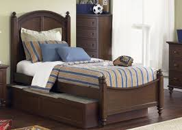 Olympic Twin Size Trundle Bed