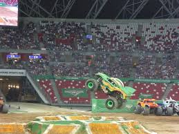 Monster Jam Monster Trucks In Singapore - ShaunChng.com Monsterjam8feb08dallas007thumbnail1jpg Id 228955 Beamng Stadium Filedefender Monster Truck Displayed At Brown County Arena 2015jpg Events Monster Trucks Rmb Fairgrounds Jam In Singapore Shaunchngcom Ghost Rider Backflip Holt Youtube Monster Truck Jam Metlife 06162012 2of2 Cultural Flotsam Spectacular Half Of Truck Arena Outside The Country Forums Lands First Ever Front Flip Proves Anything Is Possible