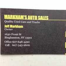 Markhams Auto Sales, Binghamton, NY 2018 Home Burr Truck Post Cards Kurtz Equipment Paper Shop 2016 Colorado Vehicles In Binghamton At Mccredy Motors Inc Utility Service Bodies Intercon New Ram Dealer Cortland Serving Schwarze Aseries Tracey Road Botnick Chevrolet Vestal Johnson City Freightliner Trucks And Used Nulook Collision Ny About Our Auto Repair