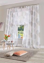 gardine belem my home kräuselband 1 stück vorhang fertiggardine transparent