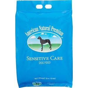 American Natural Premium Sensitive Care Dry Dog Food, 12-lb Bag
