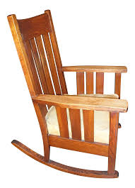 Antique Mission Oak Rocking Chair   Chairish China Hot Sale Cross Back Wedding Chiavari Phoenix Chairs 2018 Modern Fashion Chair For Events Company Year Of Clean Water Antique Early 1900s Rocking Co Leather Seat The State Supplement 53 Cover Sheboygan Arts And Crafts Mission Oak By Roycroft Latest High Quality Metal Jcph01 Brumby Ftstool Project Sitting Room Palettes Winesburg Ding 42 X Hickory Table With 1 Pair Chairs From Antique Appraisal