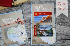 Free Printable} Enjoy the Journey Graduation Gift Card Holder