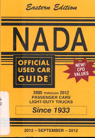 NADA Official Used Car Guide - Eastern Edition - 2005 Through 2012 ... Trucks For Sale Used Pickup 2019 Chevy Silverado Promises To Be Gms Nextcentury Truck Cars Photo 263661 Fanpop Prices Poised Continue Fall Until 20 Analyst Nada Issues Highest Suv Used Car Values Rnewscafe Nada Commercial Trucks Youtube Classic Show Cheap Central Find Deals On Line At Alibacom Standard Chevrolet Truck Pricing Based Year And Model Rv Truckrvers Call 800 2146905 Motorhomestrucks 2013 Ram 1500 In Fredericksburg Va 1c6rr6lgxds607369