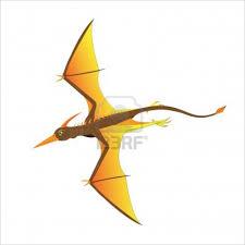Dessins En Couleurs à Imprimer Pterodactyle Numéro 219523