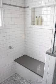 white subway tile classic kitchen design using white subway tiles