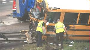 77-year-old School Bus Driver Charged In Deadly Crash With A Dump ...