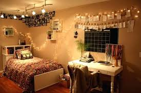 String Lights Bedroom Decor For Lovable Decoration Room Best