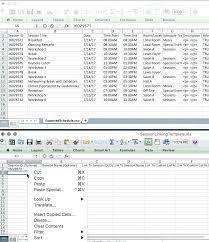 Excel Spreadsheet For Warehouse Inventory Checklist Template