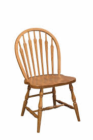 Arrow Back Dining Chair - Town & Country
