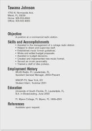 Current College Student Resume Examples Ready Example Of Functional For A