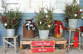 A Rustic Christmas And Happy New Year