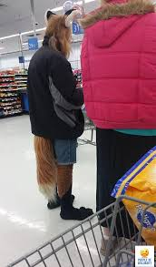 Crazy Dressers At Walmart by 30 Walmart Shoppers That Are Beyond Messed Up Trending Report