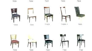 Dining Room Chairs Styles Types Of Unusual