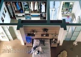 plan dressing chambre chambre et dressing dressing beige plan chambre parentale avec