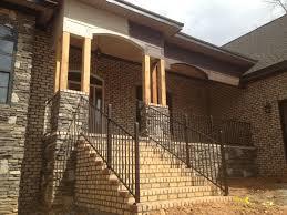 Columns On Front Porch by Front Porch With Cedar Columns The Carolina Carpenter