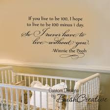 Winnie The Pooh Quotes Pooh by Classic Winnie The Pooh Baby Room Ideas Design Ideas U0026 Decors