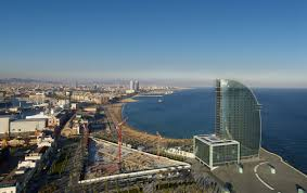 100 Barcelona W Hotel Gallery Of Ricardo Bofill 28