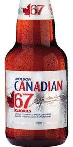 Molson Canadian 67 Molson Coors Canada