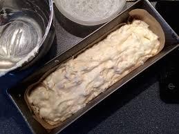 bischofsbrot eiweißkuchen mit macadamia und ingwer