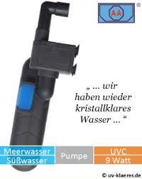 Uvc Lampe 9 Watt by Aquarium Innenfilter Mit Uvc U2013 U201egreen Killing Machine U201c U2013 Aa Uv 9