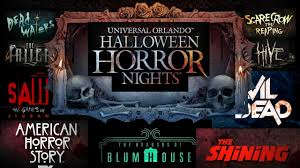 Halloween Horror Nights Annual Passholder Early Admission by Hhn 27 Your Soul Fan Trailer Youtube