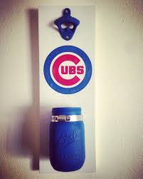 Chicago Christmas Tree Recycling 2013 by Chicago Cubs Beer Bottle Opener W Mason Jar Cap Catcher By