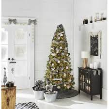 Kmart Christmas Tree Skirt by Jaclyn Smith Homestead Holiday Complete Tree Decorating Kit Kmart