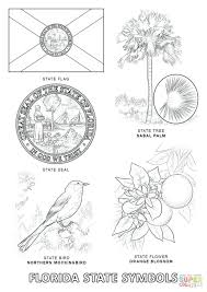Northern Mockingbird Coloring Page Texas To Kill A Pages State Symbols Free Printable