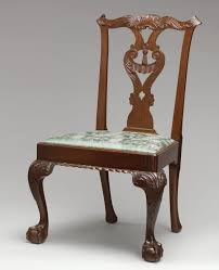 American Furniture, 1730–1790: Queen Anne And Chippendale ...