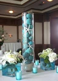 Beach Theme Decorations Party City Best Sea Wedding Ideas On Starfish Centerpieces Ocean Themed