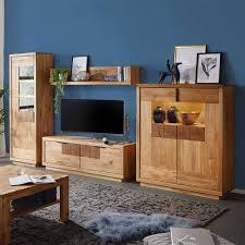 wohnzimmer tv wohnwand möbel cadrians 4 teilig