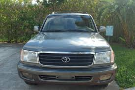 For Sale - 1999 Toyota Land Cruiser Landcruiser South Florida/Miami ...