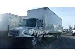 100 Used Ryder Box Trucks For Sale 2012 FREIGHTLINER M2 106 Miami FL 5004900783
