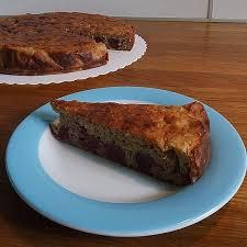 quark kirsch kuchen mit haferflocken sonjanis chefkoch