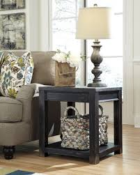 ashley furniture accent tables ashley t7322 gavelston weathered