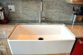 porcelain kitchen sink porcelain undermount bowl kitchen