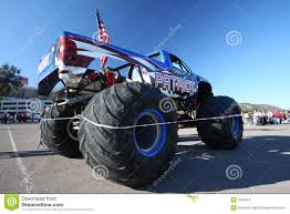Monster Jam Truck Patriot Editorial Image. Image Of Parked - 7812415