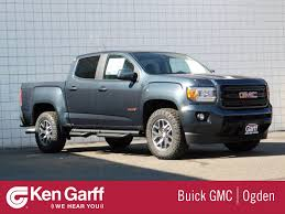 100 4wd Truck New 2019 GMC Canyon 4WD All Terrain WLeather Crew Cab Pickup