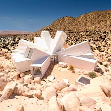 100 Cargo Containers For Sale California Splayed Shipping Containers Form Joshua Tree Residence By