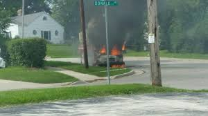 100 Postal Truck Fire Yet Another USPS Burns Magcom