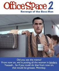 Mitt Romney Starring In Office Space 2