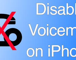 How to disable Voicemail on iPhone Osx iOS Expert