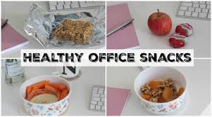 healthy snack ideas for work the office uk dietitian nichola