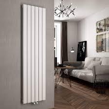 weiß vertikal heizkörper design paneelheizkörper 1600x460mm